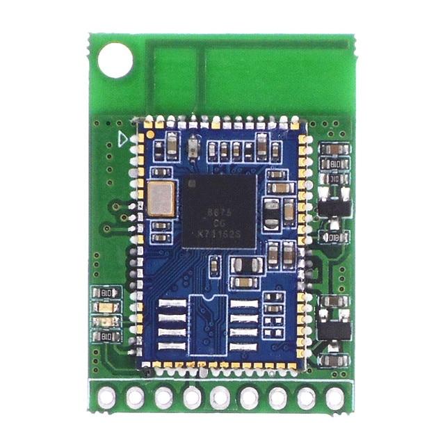 BTM875 B CSR8675 Bluetooth 5.0 Module Group I2S / SPDIF Digital Audio Output Differential Analog Test Backplane