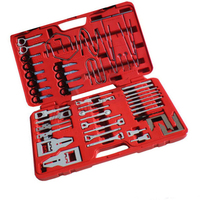 52 PIECE PROFESSIONAL MASTER RADIO STEREO REMOVAL TOOL SET TOOLKIT