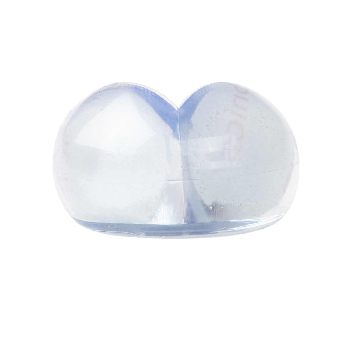 20 штук ребенка детский безопасности Мягкие силиконовые круглый Форма настольные уголок анти-столкновения подушки гвардии Защитные