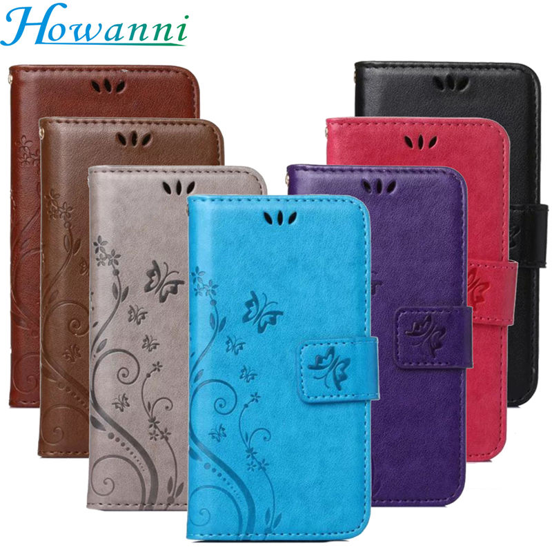 Luxury Leather Case For Coque Samsung Galaxy Grand Prime Case G530 G530H G531H Wallet Stand Phone