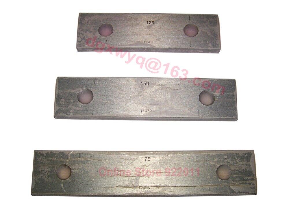 Набор измерительных приборов, блок калибра 125 300 мм, 6 шт./компл., 1 класс