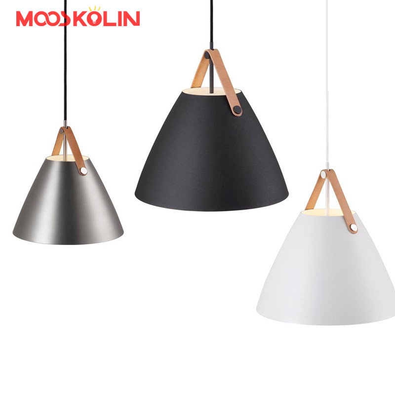 все цены на Nordic Modern led Pendant Lights for Kitchen Dining Room Pendant Lamp for Coffee House Bedroom Suspension Hanging Ceiling Lamp онлайн