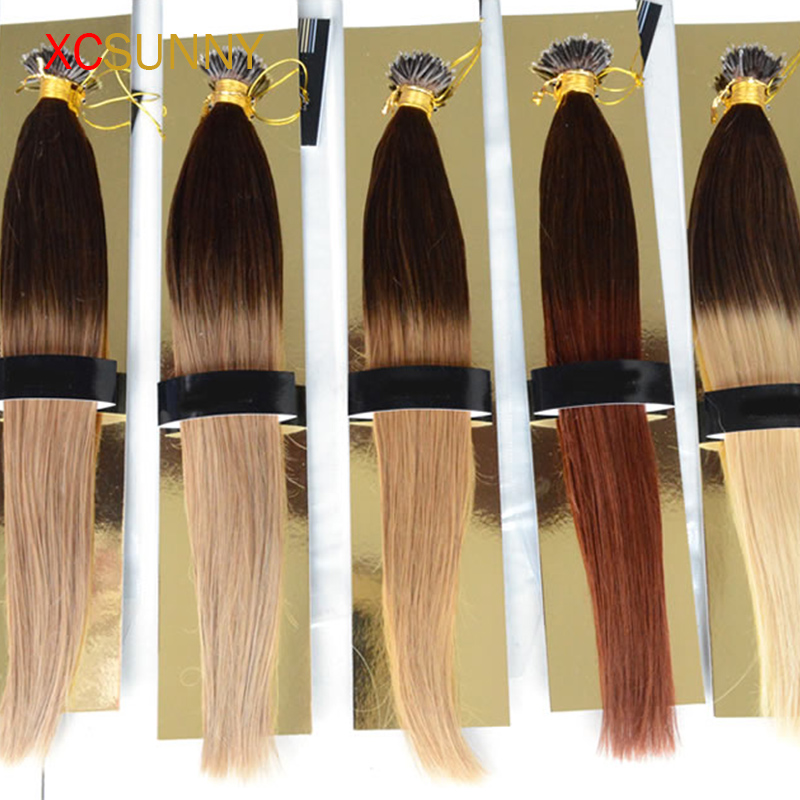 Xcsunny Nano Tip Hair Extensions 1gs Nano Ring Hair Extensions
