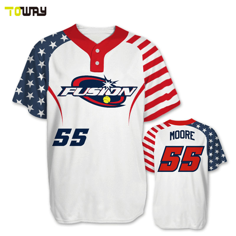 6805e8ce Custom woman plain dri fit american flag baseball jersey-in Baseball Jerseys  from Sports & Entertainment on Aliexpress.com | Alibaba Group