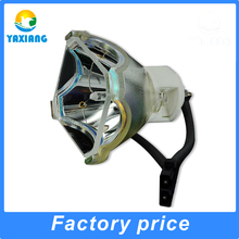 Bare Projector lamp bulb DT00531 for Hitachi CP-X880 CP-X885 CP-HX5000 without housing