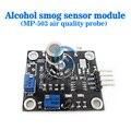 O envio gratuito de álcool módulo sensor de detecção de fumaça MP503 MP-503 qualidade do ar