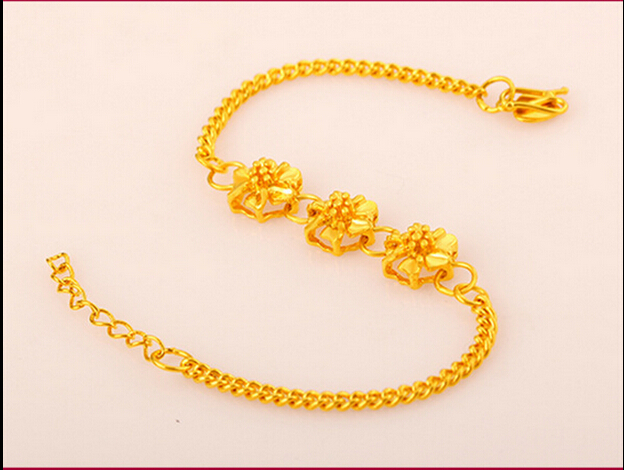 Gold Bracelet For Women Of Pure Jewellery In Chain Link Bracelets From Jewelry Accessories On Aliexpress Alibaba Group