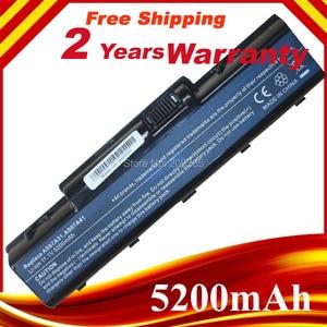 Image 1 - Batterie dordinateur portable pour Acer Aspire 5740 4740g 5740g 5542g 4930g 5738zg 4736 AS07A31 AS07A32 batterie AS07A41