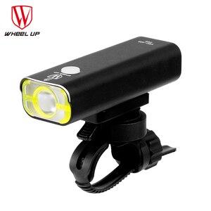 Колесный велосипедный передний светильник, велосипедная вспышка, светильник Светодиодные фары для велосипеда светильник s USB зарядка, руль,...