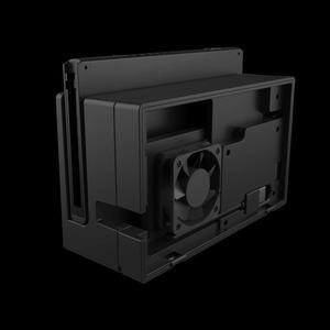 Image 5 - Nintend Schakelaar Dock Koeler Koelventilator Voor Nintendo Switch TV Dock Nintendos USB Externe Temperatuurregeling Luchtstroom