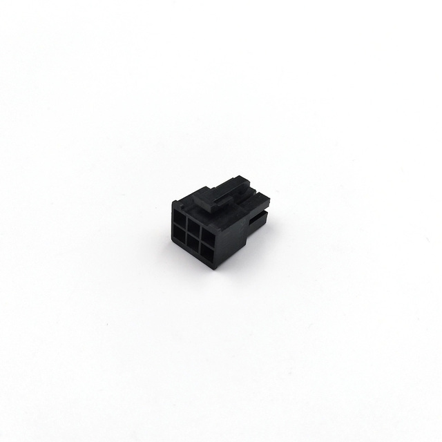 JMT Modular PSU 6Pin Male Connector Housing Included Terminals 4.2mm Pitch Spacing 5557 Type