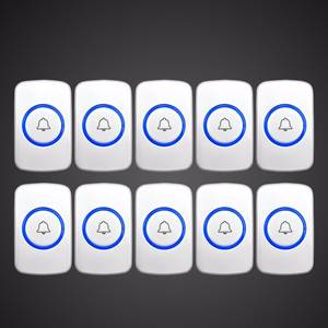 Kerui Panic Button Emergency Wireless for Home-Alarm-System Security Call-Door-Bell