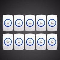 Kerui Wireless Panic Button Wireless Doorbell Emergency Button For Home Alarm System Security Emergency Call Door
