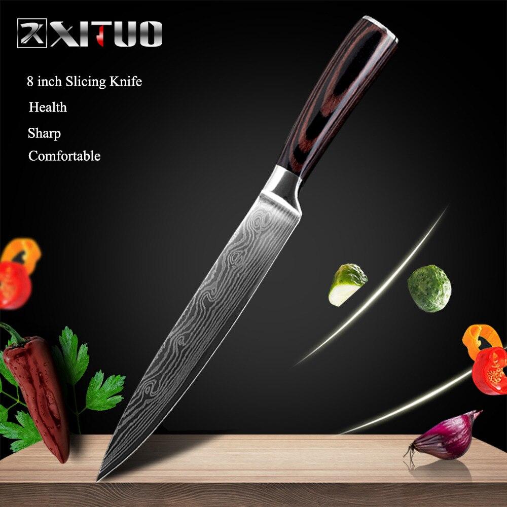 8 in Slicing knife