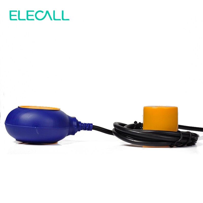 Offre spéciale 6 M contrôleur interrupteur à flotteur commutateurs de liquide liquide fluide niveau d'eau interrupteur à flotteur contrôleur contacteur capteur - 6