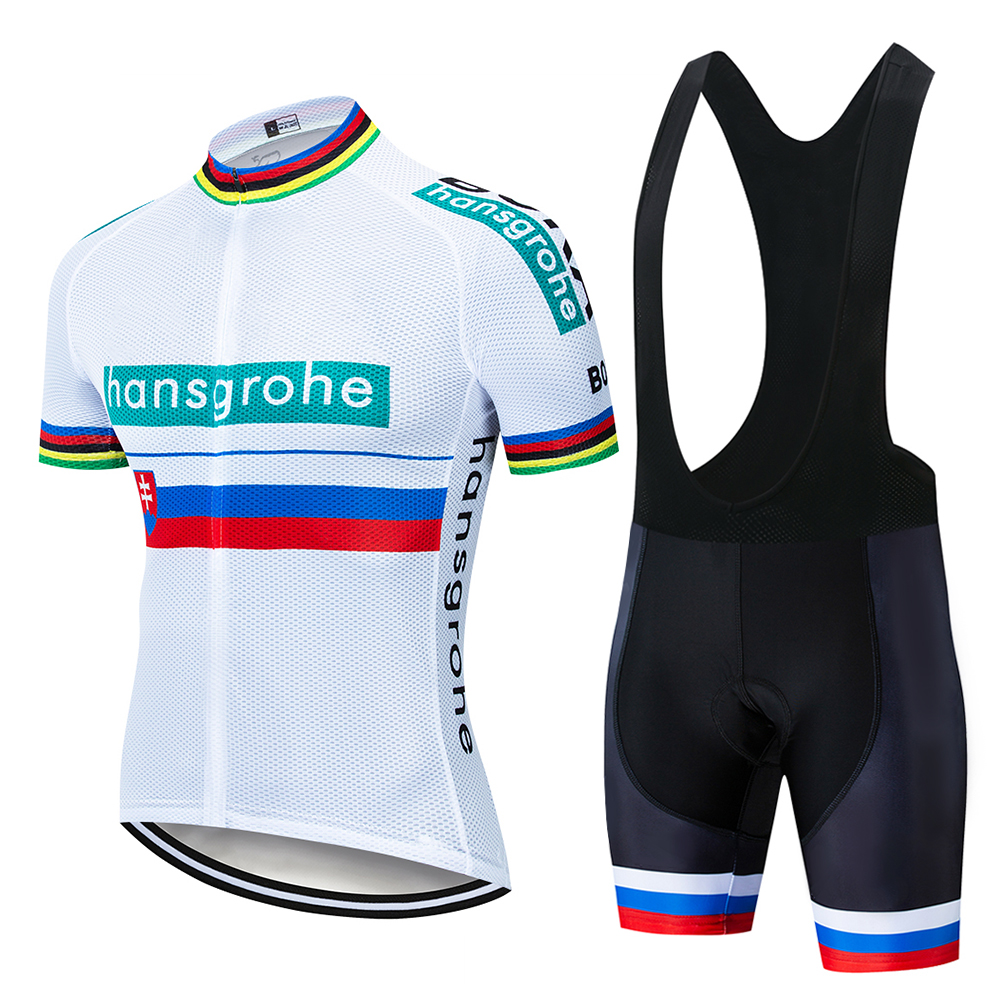 Team 2019 White Breathable Cycling Jersey Summer Mtb Bicycle Short sleeve Clothing Ropa Maillot Ciclismo outdoor Bike SportwearTeam 2019 White Breathable Cycling Jersey Summer Mtb Bicycle Short sleeve Clothing Ropa Maillot Ciclismo outdoor Bike Sportwear