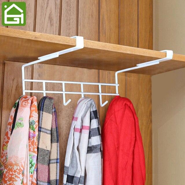 Küche Schrank Hängen Veranstalter Regal Schlafzimmer Kleiderschrank ...
