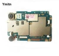 Desbloqueado ymitn habitação móvel painel eletrônico mainboard placa-mãe circuitos cabo flexível para meizu u10 u20