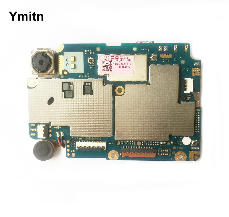 Unlocked Ymitn Housing Mobile Electronic Panel Mainboard Motherboard Circuits Flex Cable For Meizu U10 U20
