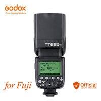 Godox Скорость Lite tt685f для Fujifilm Камера flash TTL HSS GN60 высокое Скорость 1/8000 s 2.4 г для fuji x pro2/1 x t20 X T2 x t1 flash