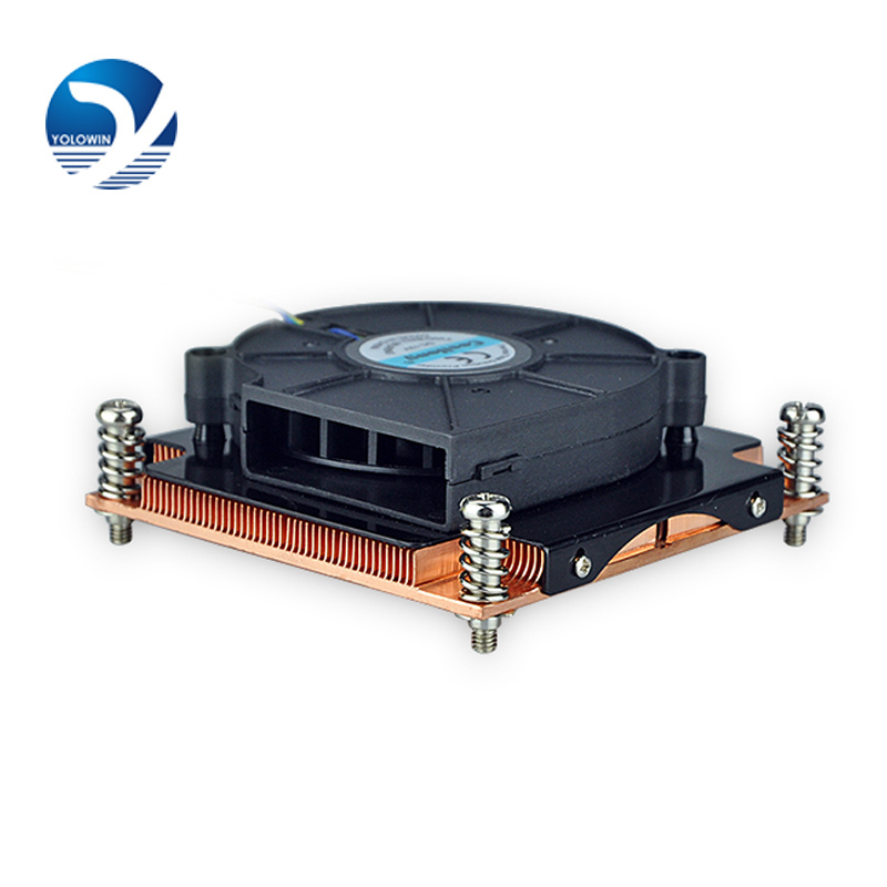 Server Computer Copper Radiator cooler cooling heatsink for intel LGA 2011 Active cooling D8-01 1 5u server cpu cooler computer radiator copper heatsink for intel 1366 1356 active cooling