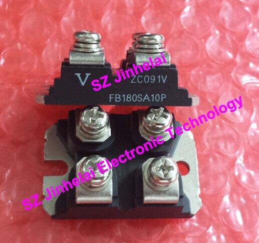 FB180SA10P   VISHAY   MOSFET N-CH 100V 180A 4-Pin SOT-227 бесплатная доставка регулятор напряжения fdi150n10 mosfet n ch 100 в 57a i2pak 150n10 3 шт