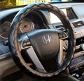 Simply Car steering Wheel Cover Thermal Slams Slip-Resistant Car Interior Wheel Cover General Universal