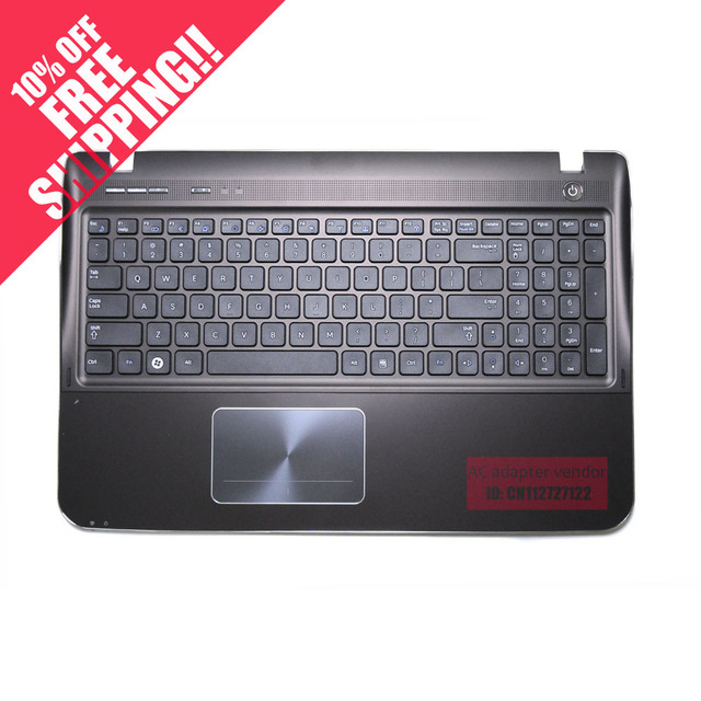 FOR Samsung SF510 notebook keyboard with c shell brown color