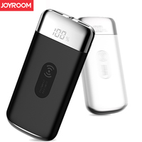 JOYROOM 2.1A Fast Charger 10000mAh Power Bank Qi Wireless Charger For iphone 8 X 10 Dual USB External Battery Wireless Powerbank