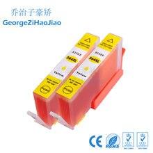 2Y 364XL чернильный картридж Compatibel voor HP364 364 XL Photosmart Беспроводной B109a B109d B109f B109n плюс B209a B209c B210a принтер