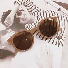 Women Classic Round Vintage Sunglasses Women Brand Designer Female Glasses Retro