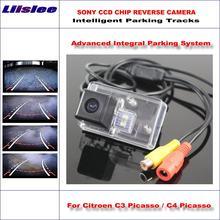 Автомобильная интеллектуальная камера заднего вида для citroen