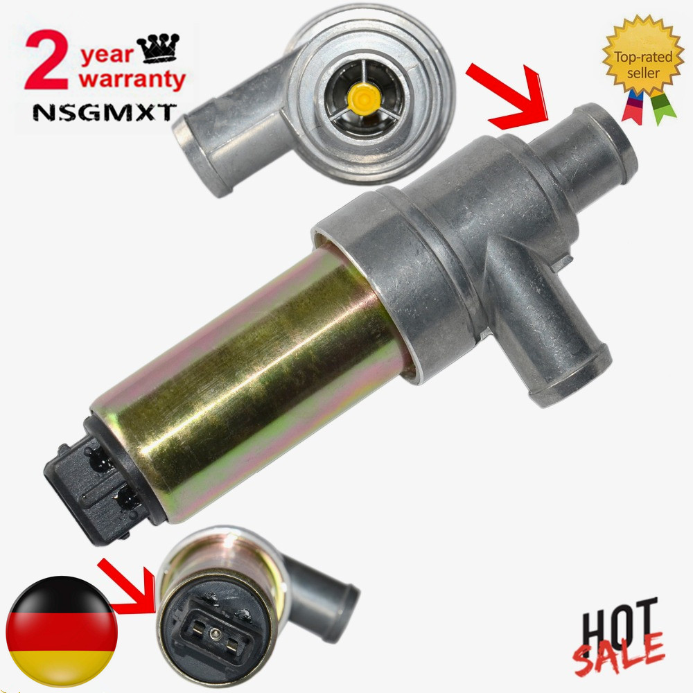 AP01 zawór sterujący jałowym powietrzem wtrysku paliwa IACV IAC dla AUDI VW Volkswagen Corrado Golf Jetta Passat 037906457D,037 906 457 D