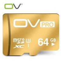 OV Micro SD Cards PRO SDHC SDXC UHS I U3 16GB 32GB 64GB Memory Cards Class3