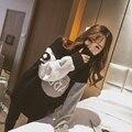 Осень зима высокий воротник свободные свитера женщины новые Толстые пуловеры femme мода водолазка длинный вязаный высокий воротник