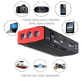 Car jump starter High power 13800HAM capacity battery source pack charger vehicle engine booster emergency power bank with 2 USB