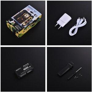 """Image 5 - SERVO X7 Handy 3 SIM Karten 2,4 """"Antenne Analog TV Stimme Ändern Laser Taschenlampe Power Bank Russische tastatur handys"""