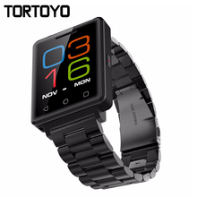 NO.1 G7 Smart Watch support TF SIM Card Music Heart Rate Sleep Monitor Sports Pedometer Smartwatch for iPhone IOS Android Phone