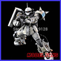 MODEL FANS Gundam  Model 1 : 100 mg  Zaku II  White Wolf action figure