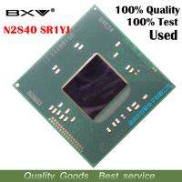 N2840 SR1YJ 100 Test Work Very Well Reball With Balls BGA Chipset For Laptop Free Shipping