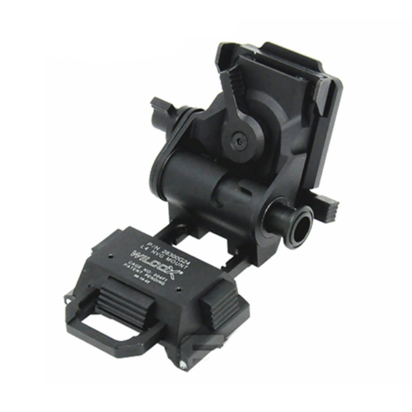 Helmet Wilcox Type L4G24 CNC NVG Mount Tactical Helmet Aluminum Frame Mount Accessories night vision mount nvg accessory