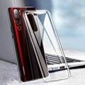 Мягкий чехол для Lenovo Z6 Lite, Ультратонкий Мягкий Прозрачный чехол из ТПУ Для Lenovo Z6 Pro