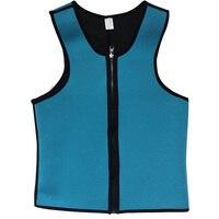 Neopreen corset vest voor mannen taille trein cinchers Afslanken Shaper Taille Trainer Trein Korsetten hot body shapers