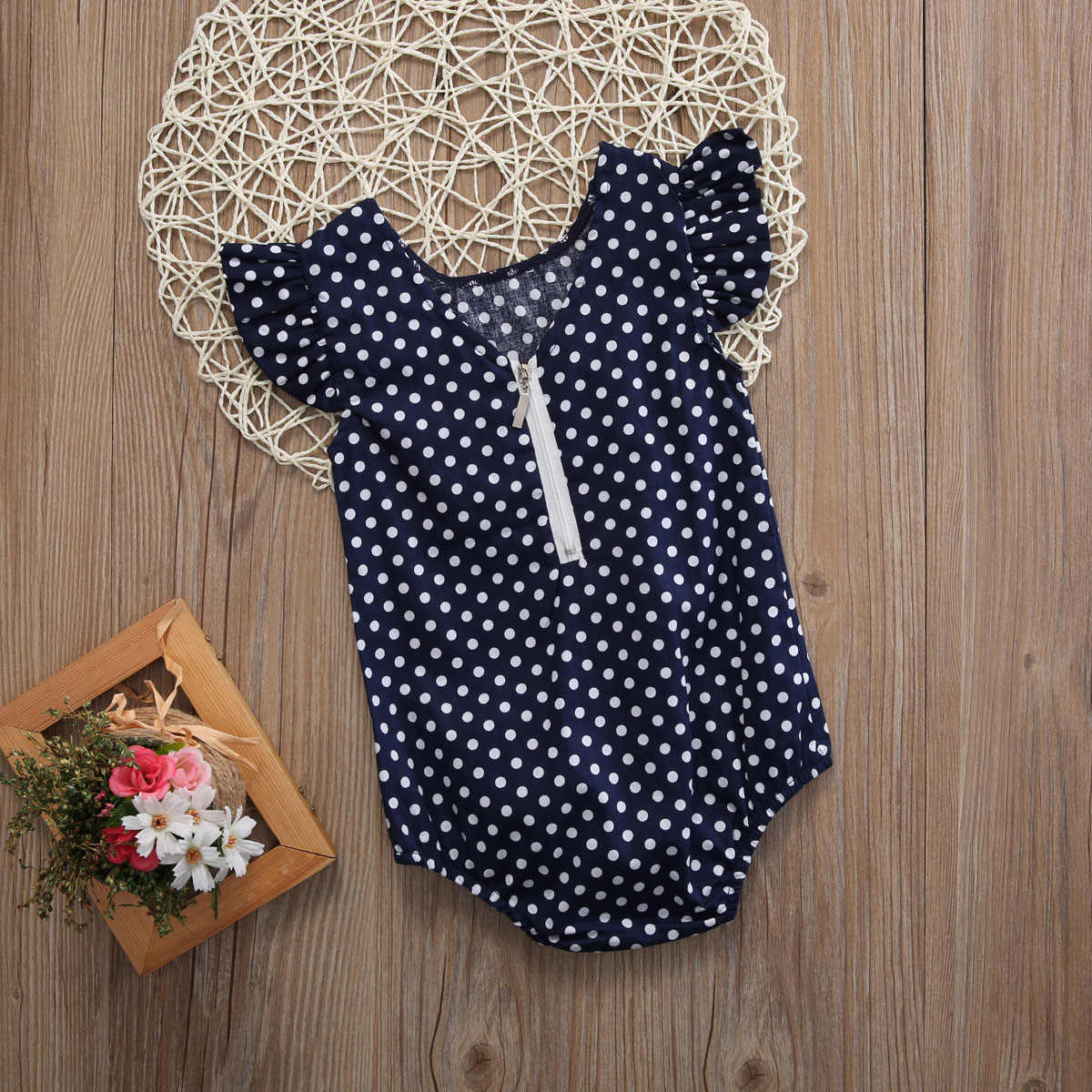 06260ccfab8e ... Newborn Toddler Baby Girl Clothes Rompers Jumpsuit Sunsuit Outfits 0-24M