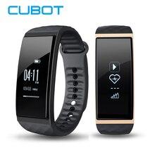 Cubot S1 SmartBand Bluetooth 4.0 IP65 Водонепроницаемый сердечного ритма умный браслет для занятий спортом напоминание smartband для iOS и Android