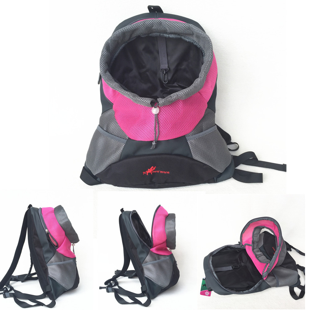 Popular Pink Dog Backpack-Buy Cheap Pink Dog Backpack lots from ...