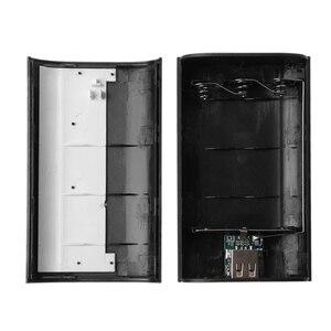 Image 3 - Usb 3x18650 carregador de bateria titular power bank caixa de armazenamento caso kit diy