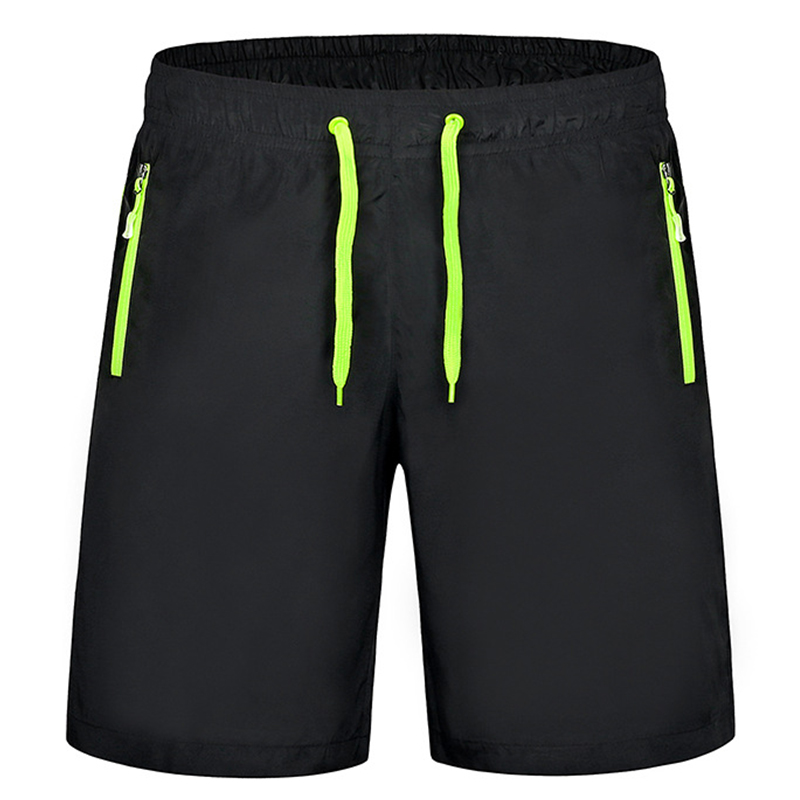 Fashion Zipper Pocket Beach Shorts Men Summer 4xl Casual Mens Shorts Homme 2016 Shorts Homens Bermuda