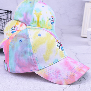 New Heart Unicorn Baseball Hat
