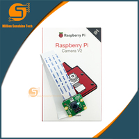 New Arrival Raspberry Pi Camera V2 Module Board 8MP Webcam Video 1080p 720p Official Camera For